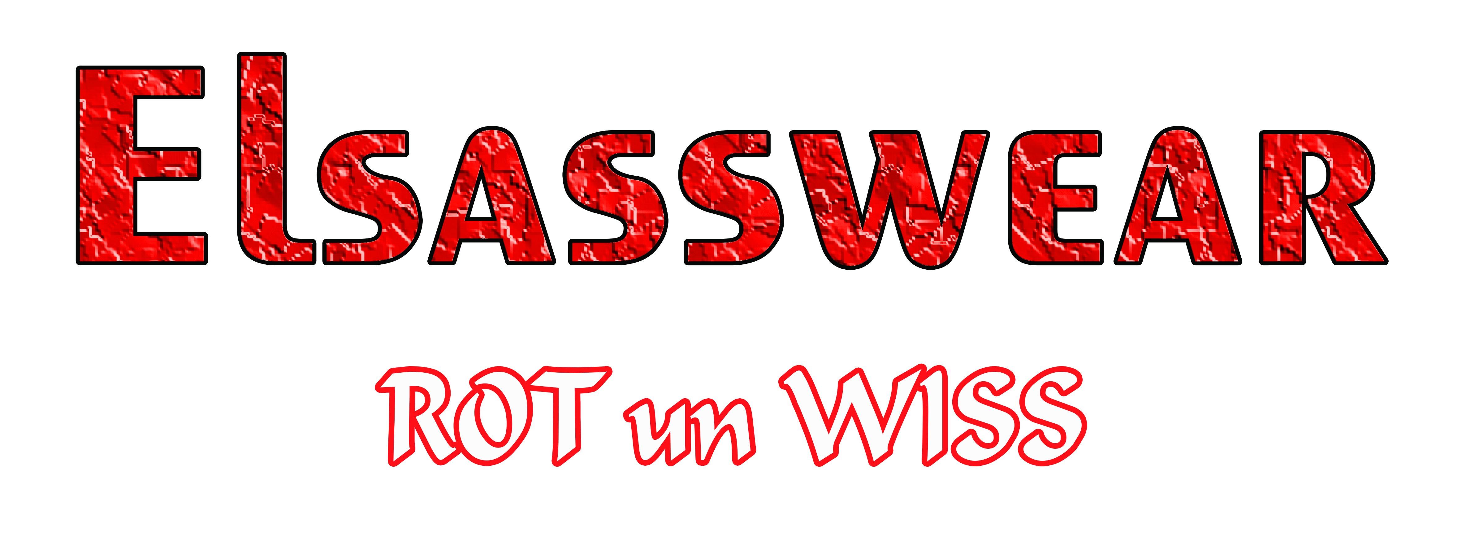Rot un Wiss - Elsasswear